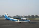 ギ―ピロさんが、調布飛行場で撮影した新中央航空 BN-2B-20 Islanderの航空フォト(写真)