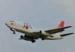 ギ―ピロさんが、那覇空港で撮影した日本トランスオーシャン航空 737-205/Advの航空フォト(写真)