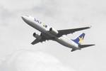 多楽さんが、新千歳空港で撮影したスカイマーク 737-86Nの航空フォト(写真)