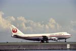 NAOSGさんが、羽田空港で撮影した日本航空 747SR-46の航空フォト(写真)