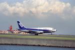 NAOSGさんが、羽田空港で撮影した全日空 737-281/Advの航空フォト(写真)