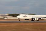 たろさんが、伊丹空港で撮影した日本航空 767-346の航空フォト(写真)