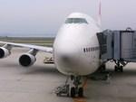 スカイマンタさんが、関西国際空港で撮影した日本航空 747-346の航空フォト(写真)