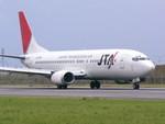 スカイマンタさんが、石垣空港で撮影した日本トランスオーシャン航空 737-4K5の航空フォト(写真)