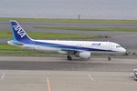 ☆Kou☆さんが、羽田空港で撮影した全日空 A320-211の航空フォト(写真)