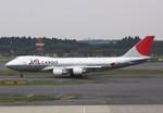 フライヤー320さんが、成田国際空港で撮影した日本航空 747-446F/SCDの航空フォト(写真)