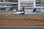 Speed Bird401さんが、伊丹空港で撮影したANAウイングス DHC-8-314Q Dash 8の航空フォト(写真)
