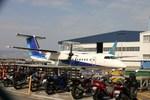 J-bird8582さんが、伊丹空港で撮影したANAウイングス DHC-8-314Q Dash 8の航空フォト(写真)