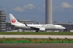 エアポートひたちさんが、羽田空港で撮影したJALエクスプレス 737-846の航空フォト(写真)