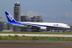 エアポートひたちさんが、羽田空港で撮影した全日空 777-281の航空フォト(写真)