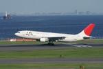 しんさんが、羽田空港で撮影した日本航空 A300B4-622Rの航空フォト(写真)