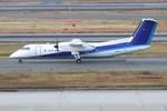 みなみ まどかさんが、伊丹空港で撮影したANAウイングス DHC-8-314Q Dash 8の航空フォト(写真)