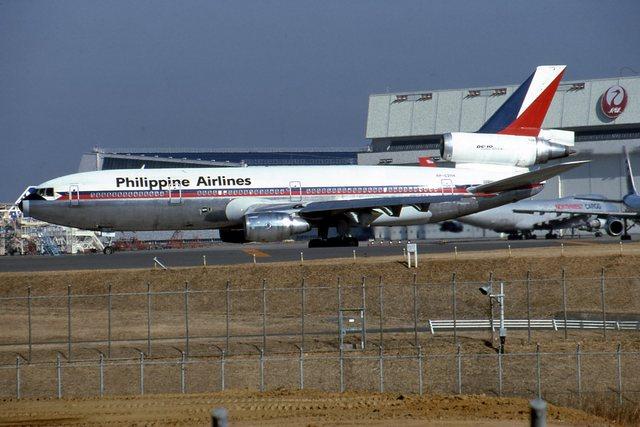 フィリピン航空 McDonnell Douglas DC-10 RP-C2114 成田国際空港  航空フォト | by md11jbirdさん