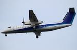 Kuuさんが、伊丹空港で撮影したANAウイングス DHC-8-314Q Dash 8の航空フォト(写真)