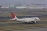 meijeanさんが、羽田空港で撮影した日本航空 747-146B/SR/SUDの航空フォト(写真)