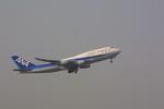 meijeanさんが、伊丹空港で撮影した全日空 747-481の航空フォト(写真)