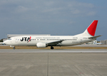 Bokuranさんが、那覇空港で撮影した日本トランスオーシャン航空 737-429の航空フォト(写真)
