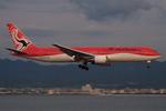 関西国際空港 - Kansai International Airport [KIX/RJBB]で撮影されたオーストラリア航空 - Australian Airlines [AO/AUZ]の航空機写真