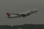 Towaraiさんが、成田国際空港で撮影した日本航空 747-446の航空フォト(写真)