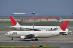 hnd2010さんが、羽田空港で撮影した日本航空 A300B4-622Rの航空フォト(写真)