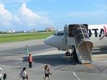 frankさんが、石垣空港で撮影した日本トランスオーシャン航空 737-4K5の航空フォト(写真)