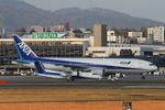 ゆうやさんが、伊丹空港で撮影したANAウイングス DHC-8-314Q Dash 8の航空フォト(写真)