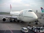 hnd2010さんが、羽田空港で撮影した日本アジア航空 747-246Bの航空フォト(写真)