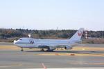 meijeanさんが、成田国際空港で撮影した日本航空 747-246Bの航空フォト(写真)