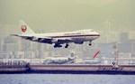 シグナス01さんが、啓徳空港で撮影した日本航空 747-246Bの航空フォト(写真)