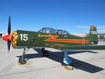 こずぃろうさんが、ネリス空軍基地で撮影したGRIMM DERWIN E JR TRUSTEE CJ-6Aの航空フォト(写真)