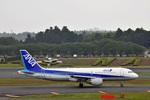 hnd2010さんが、成田国際空港で撮影した全日空 A320-214の航空フォト(写真)