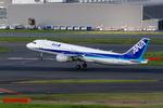ANDさんが、羽田空港で撮影した全日空 A320-211の航空フォト(写真)