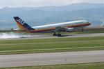 northpower21stさんが、旭川空港で撮影した日本エアシステム A300B4-203の航空フォト(写真)