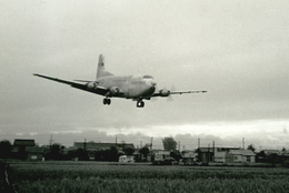 元気高齢者さんが、立川基地で撮影したU S AIR FORCE C-124 Globemaster IIの航空フォト(写真)