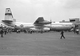 元気高齢者さんが、米空軍 立川基地で撮影したダグラス C-133 Cargomasterの航空フォト(写真)