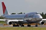 ミンミンさんが、成田国際空港で撮影した日本航空 747-446F/SCDの航空フォト(写真)