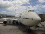 シャチさんが、ホノルル国際空港で撮影した日本航空 747-346の航空フォト(写真)