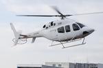 へりさんが、東京ヘリポートで撮影した中日本航空 429の航空フォト(写真)