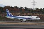 express999さんが、高松空港で撮影した全日空 A320-211の航空フォト(写真)