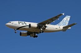 ミンミンさんが、成田国際空港で撮影したパキスタン国際航空 A310-308の航空フォト(写真)