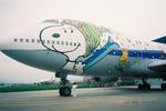 アルコルitmさんが、伊丹空港で撮影した全日空 747SR-81の航空フォト(写真)