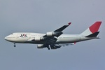 camelliaさんが、成田国際空港で撮影した日本航空 747-446の航空フォト(写真)