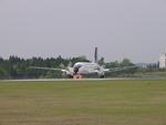 JA504Kさんが、鹿児島空港で撮影した日本エアコミューター YS-11A-500の航空フォト(写真)
