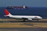 camelliaさんが、羽田空港で撮影した日本航空 A300B4-622Rの航空フォト(写真)