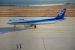 おぺちゃんさんが、神戸空港で撮影した全日空 A320-211の航空フォト(写真)