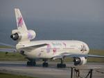 JA504Kさんが、関西国際空港で撮影したJALウェイズ DC-10-40Iの航空フォト(写真)