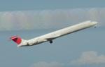 naotonopapaさんが、羽田空港で撮影した日本航空 MD-90-30の航空フォト(写真)