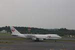 JA504Kさんが、成田国際空港で撮影した日本航空 747-246Fの航空フォト(写真)