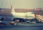 CASH FLOWさんが、羽田空港で撮影した日本航空 747SR-46の航空フォト(写真)