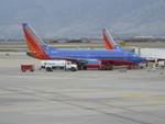 hgenさんが、ソルトレークシティ国際空港で撮影したサウスウェスト航空 737-7H4の航空フォト(写真)